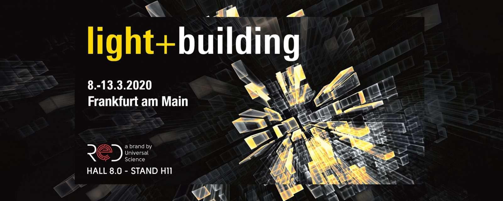 NEWS – Light+Building 2020
