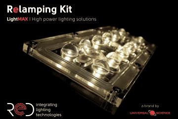 RED Relamping Kit