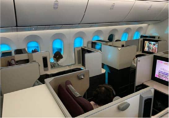 Strip LED UVC - Airplanes