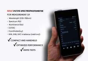 Spettrofotometro UV/VIS