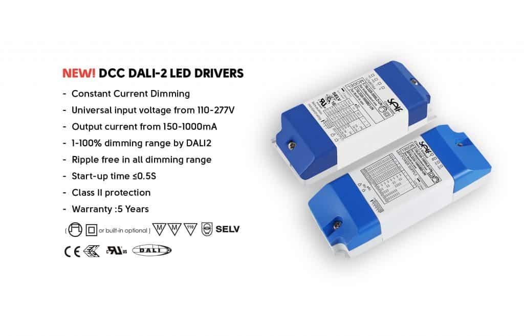 Alimentatori LED DALI-2
