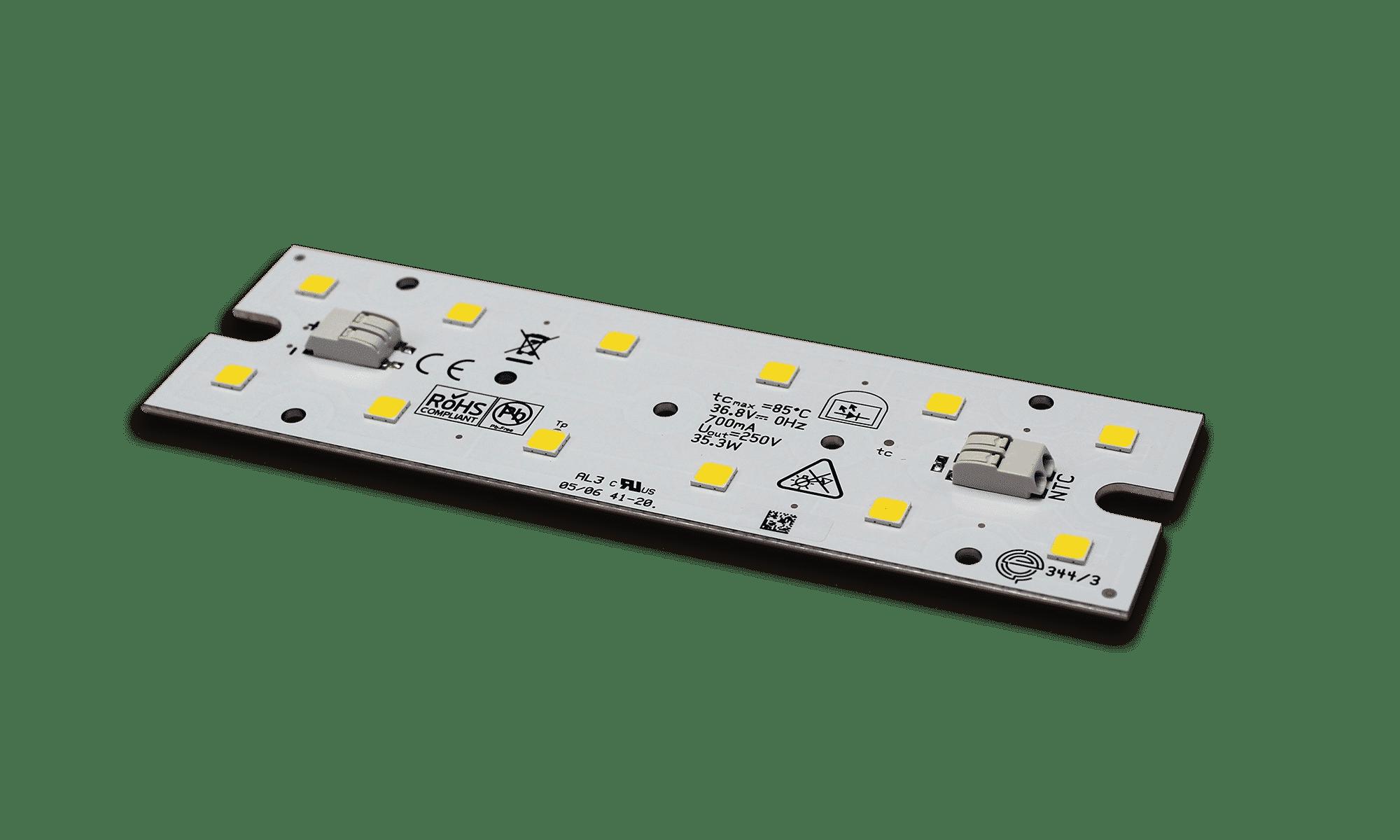 moduli led 2x6 ad alta potenza