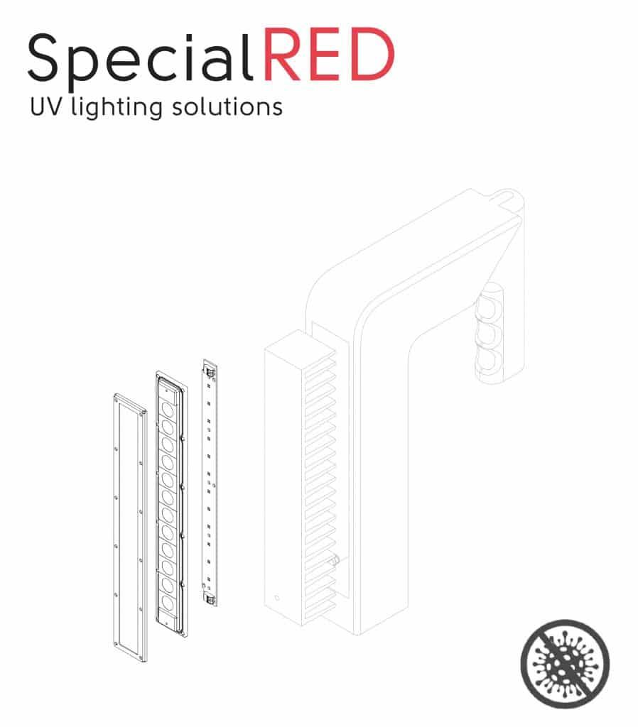 specialred uv lighting
