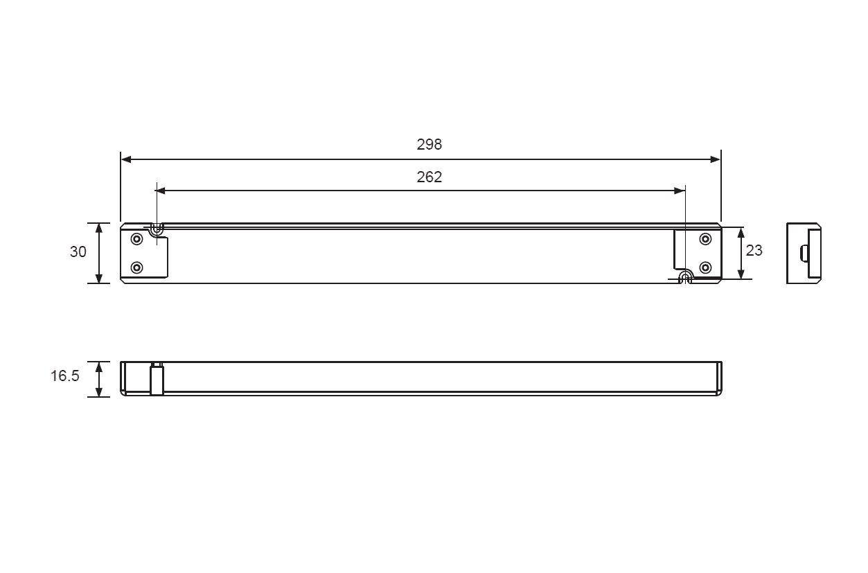Alimentatore LED Ultrathin