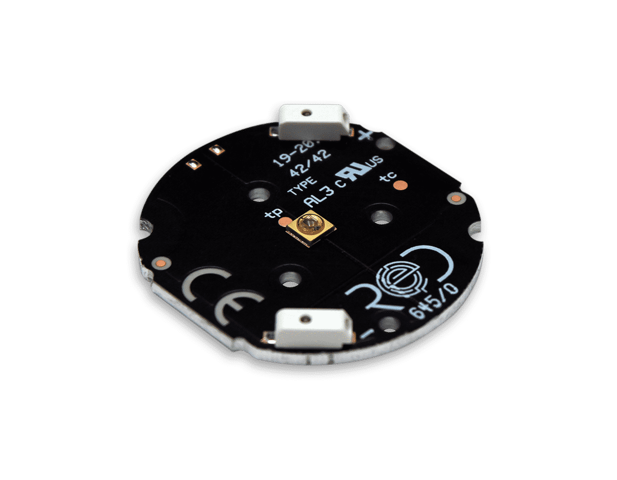 Spot UVC LED module
