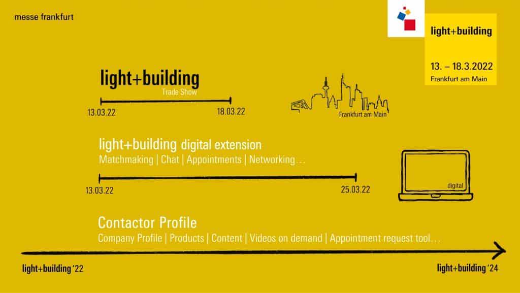 light + building 2022