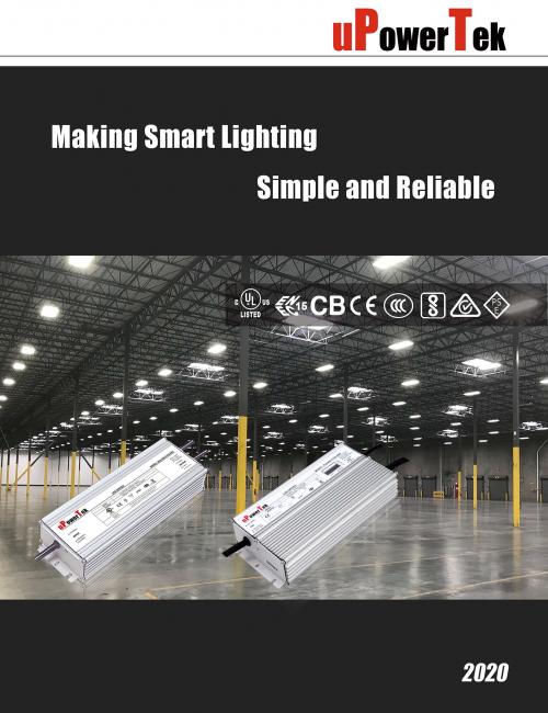 alimentatori LED catalogo upowertek